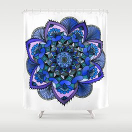 Violetta Shower Curtain
