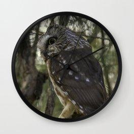 Pepsican Owl Wall Clock
