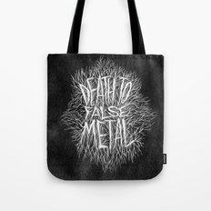 FALSE METAL Tote Bag