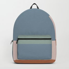 Contemporary Color Block XI Backpack