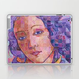 Variations On Botticelli's Venus – No. 2 Laptop & iPad Skin