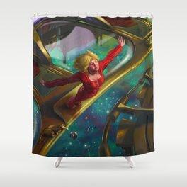 Fledgling Shower Curtain