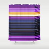 hawk Shower Curtains featuring Hawk by Jordan Creative