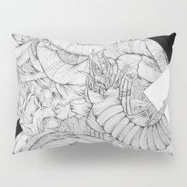 Opposing Insecurities Pillow Sham