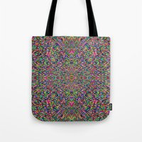 persian Tote Bags featuring Persian by Glanoramay
