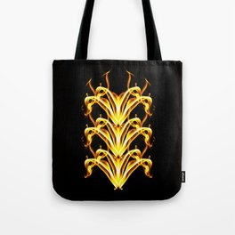 Fountains Of Gold Tote Bag