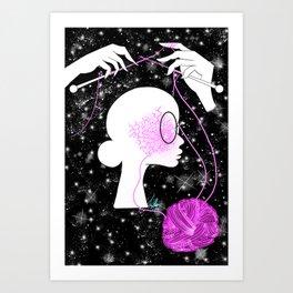 Dom's AVM Art Print