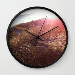 Falsterbo Beach Wall Clock