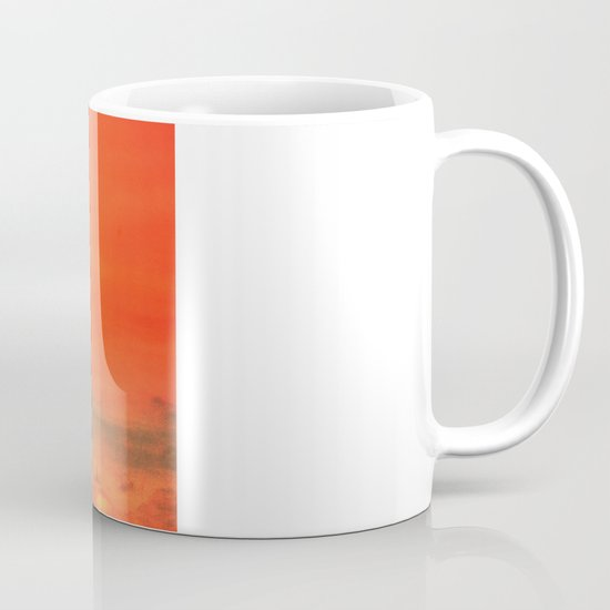 Red Sky at Night Mug