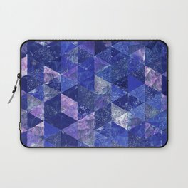 Abstract Geometric Background #19 Laptop Sleeve