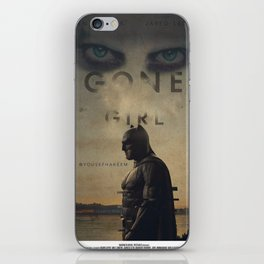 the knight : Gone Girl iPhone Skin