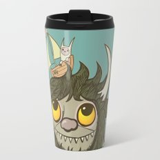 An Ode To Wild Things Travel Mug
