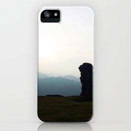 Night Fall iPhone Case