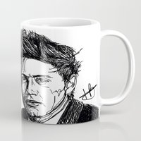 niall Mugs featuring Niall Horan by Hollie B