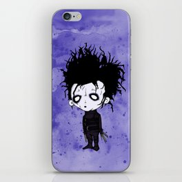 Boys Dont Cry iPhone Skin