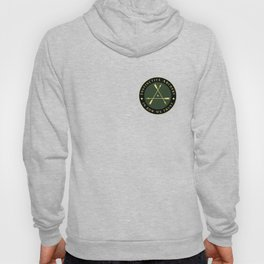 Instinctive Archers - Official patch (small version) Hoody
