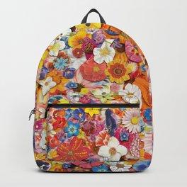 Flowers 6 Backpack