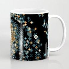 Pinwheel Galaxy M101 (8bit) Mug