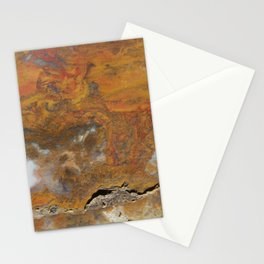 Abstract Jasper Stationery Cards