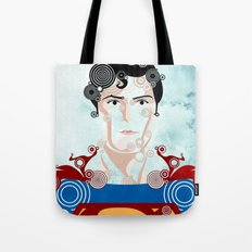 Powered by the Sun Tote Bag