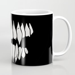 Fangs Coffee Mug