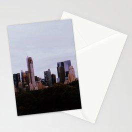 New York City // Retro 9 Stationery Cards