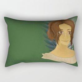 Hanji Zoe - Shingeki no Kyojin Rectangular Pillow