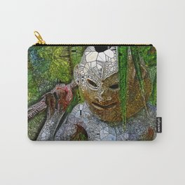 Madman of Papua New Guinea Carry-All Pouch