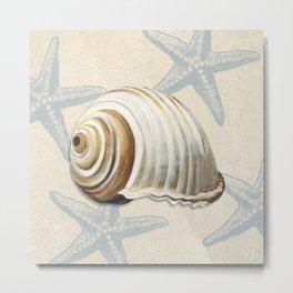 Ted Broome - Ocean Gift III Metal Print