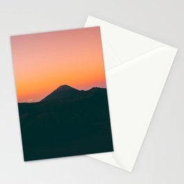 Mount Bromo, Pasuruan, East Java, Indonesia Stationery Cards