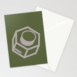 Swoozle Solo Nut Stationery Cards