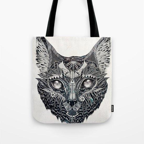 Lynx Tote Bag