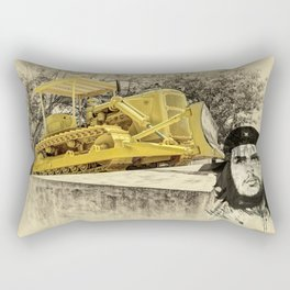 Dozer of the Revolution Rectangular Pillow