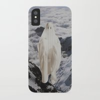 ghost iPhone & iPod Cases featuring Ghost by John Turck