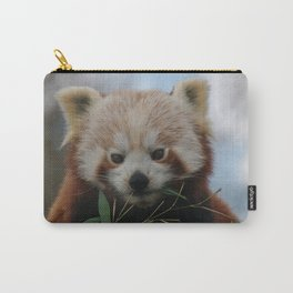 Beautiful Red Panda Carry-All Pouch