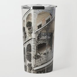 New Orleans Throwback Travel Mug