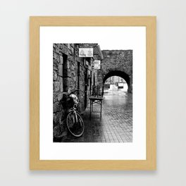 'The Bakery At The Arch' Galway Gerahmter Kunstdruck