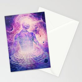 Architect of Aether Stationery Cards
