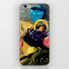 Painterly Still Life iPhone Skin
