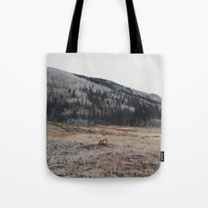 Silverton Fox Tote Bag