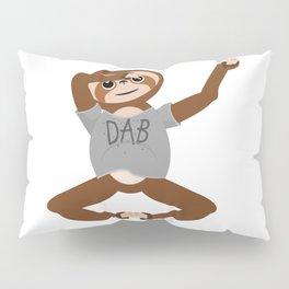 Sloth Dabbing Pillow Sham