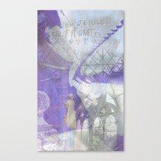 Memories of Salisbury Canvas Print