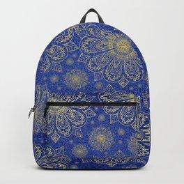 Midnight Mandala Backpack