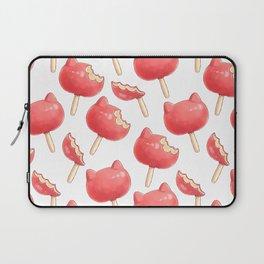 Kitty Candy Apple Laptop Sleeve