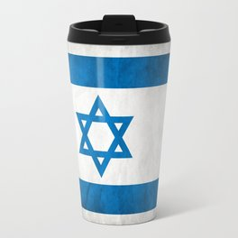 Israel Flag  Travel Mug