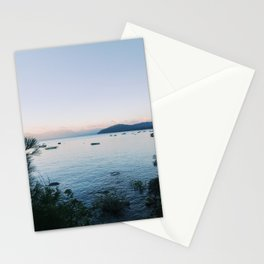 Meeks Bay Cove Stationery Cards