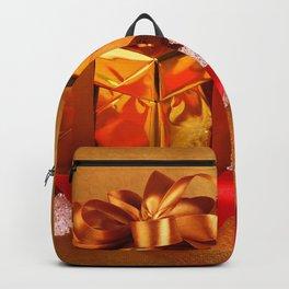 Holiday Christmas Christmas Ornaments Candle Gift  Backpack