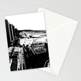 Tel Aviv Beach Stationery Cards