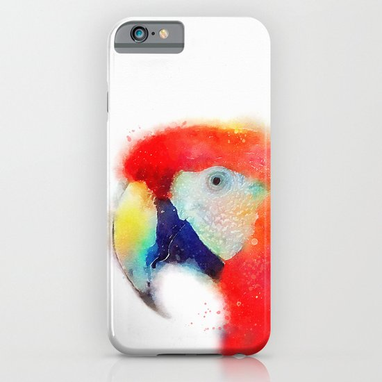 The Articulate - Parrot iPhone & iPod Case
