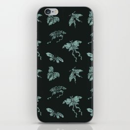 Jade Butterflies iPhone Skin